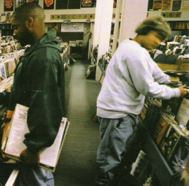 DJ Shadow: Entroducing