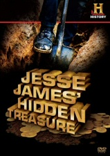 Jesse James Hidden Treasure DVD