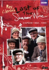 Last of the Summer Wine: Vintage 1982-1983 DVD