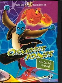 Osmosis Jones DVD cover