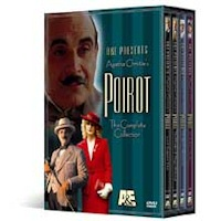 Poirot: The Complete Collection DVD cover