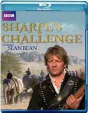 Sharpe's Challenge Blu-Ray