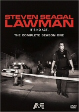 Steven Seagal: Lawman: The Complete Season One DVD