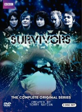 Survivors: The Complete Original Series DVD