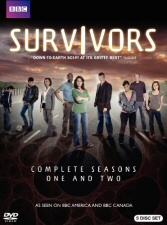 Survivors: Complete Seasons One and Two DVD