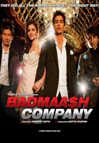 Badmaash Company poster