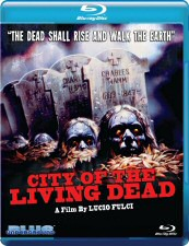 City of the Living Dead Blu-ray Cover Art