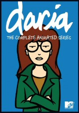 Daria: The Complete Animated Series DVD Cover Art
