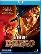 Django Blu-ray Cover Art