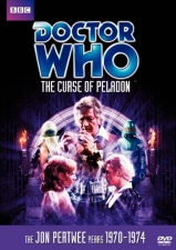 Doctor Who: The Curse of Peladon DVD