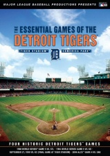 Essential Games of the Detroit Tigers DVD