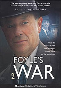 Foyle's War Set 2 DVD