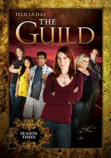 The Guild Season 3 DVD Cover Art