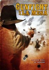 Gunfight at La Mesa DVD Cover Art