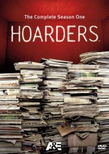 Hoarders Season 1 DVD Cover Art