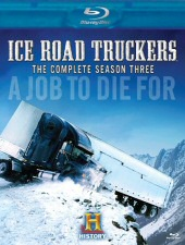 Ice Road Truckers Season 3 Blu-ray Cover Art