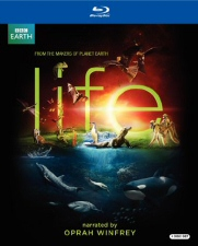 Life Blu-ray Cover Art
