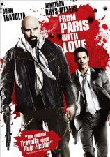 From Paris With Love DVD Cover Art