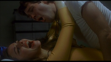 Kim Cattrall and Boyd Gaines in Porky's