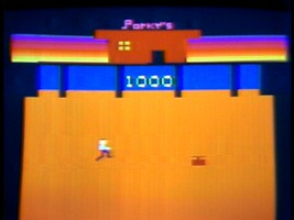 Porky's video game