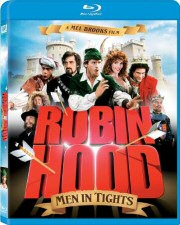 Robin Hood Men in Tights Blu-ray Cover Art
