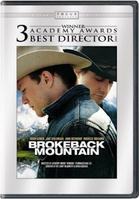 Brokeback Mountain DVD cover