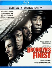 Brooklyn's Finest Blu-ray Cover Art