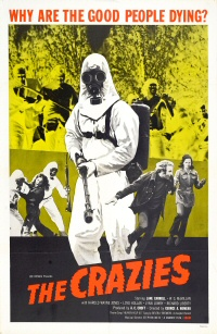 Crazies original poster