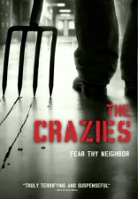 The Crazies DVD Cover Art