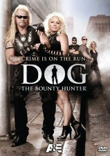 Dog the Bounty Hunter: Crime is On the Run DVD Cover Art
