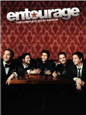 Entourage Season 6 DVD Cover Art