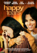Happy Tears DVD Cover Art