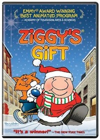 Ziggy's Gift DVD cover