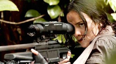 Alice Braga from Predators