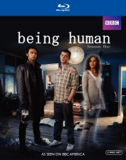 Being Human Blu-ray Cover Art