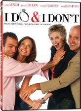 I Do & I Don't DVD Cover Art