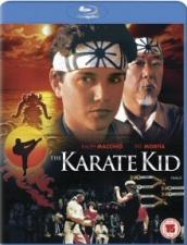 Karate Kid Region B Blu-Ray