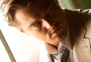 Leonardio DiCaprio in Inception