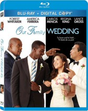 Our Family Wedding Blu-ray Cover Art