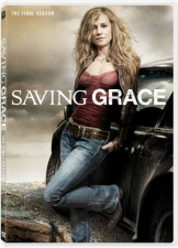 Saving Grace Final Season DVD Cover Art