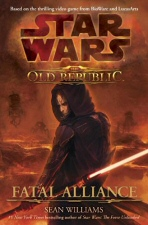 Star Wars: The Old Republic: Fatal Alliance Cover Art
