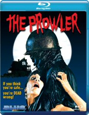The Prowler DVD Cover Art