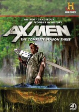 Ax Men Season 3 DVD Cover Art
