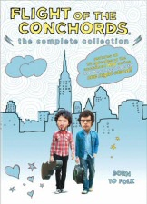 Flight of the Conchords Complete Collection DVD Cover Art