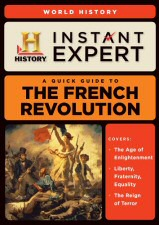 Instant Expert: French Revolution DVD Cover Art