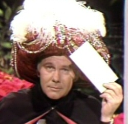 Johnny Carson Carnac