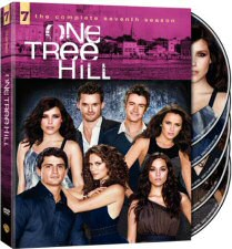 One Tree Hill Season 7 DVD Cover Art