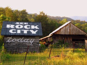 See Rock City Today!
