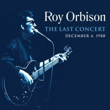 Roy Orbison: The Last Concert CD Cover Art
