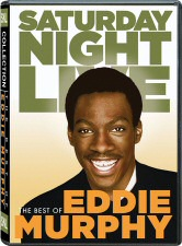 Saturday Night Live: The Best of Eddie Murphy DVD Cover Art